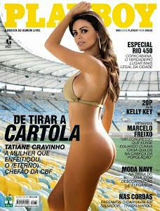 Download Playboy: Tatiane Cravinho Março 2015