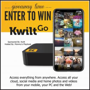 KwiitGo Giveaway