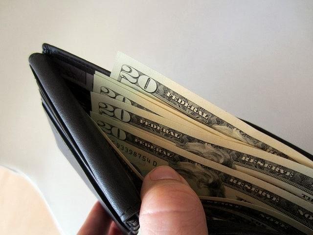 cara mencari uang di blog