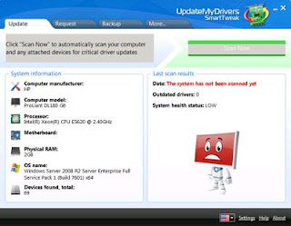 SmartTweak UpdateMyDrivers 9.0 Build 6 Cracked
