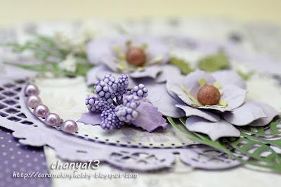 Szybki kurs na fioletowe kwiatki.