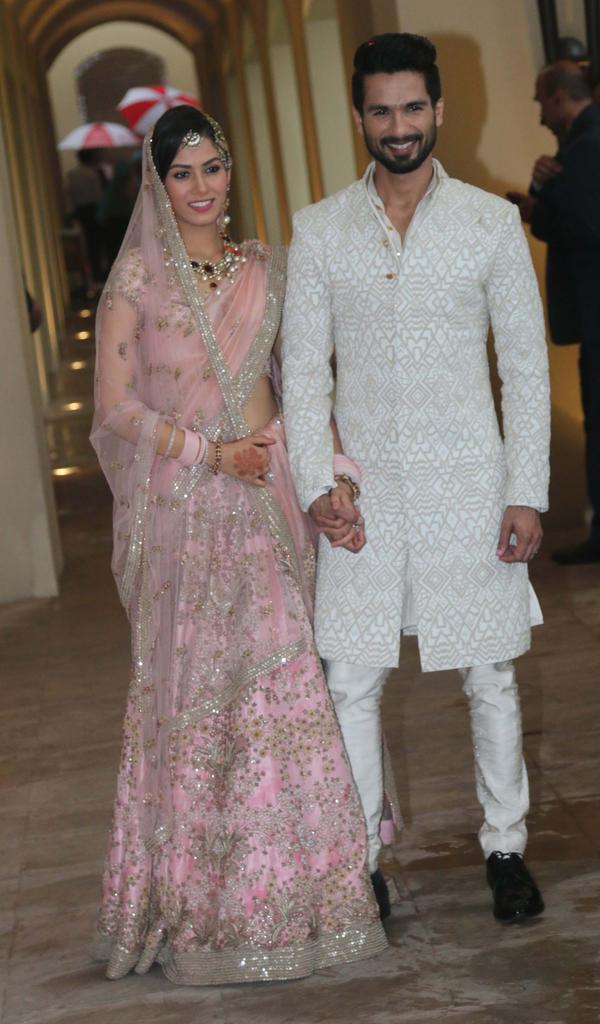 Shahid kapoor marries mira rajput in delhi pakistani for Roohi bano latest pics