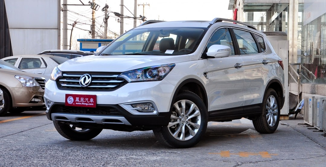 AX7 Dongfeng