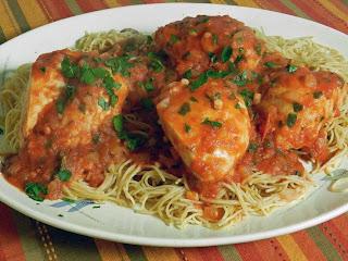 Tomato Vinegar Chicken