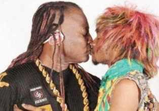 Denrele Edun  Denies Gay Photo Shoot With Charley Boy