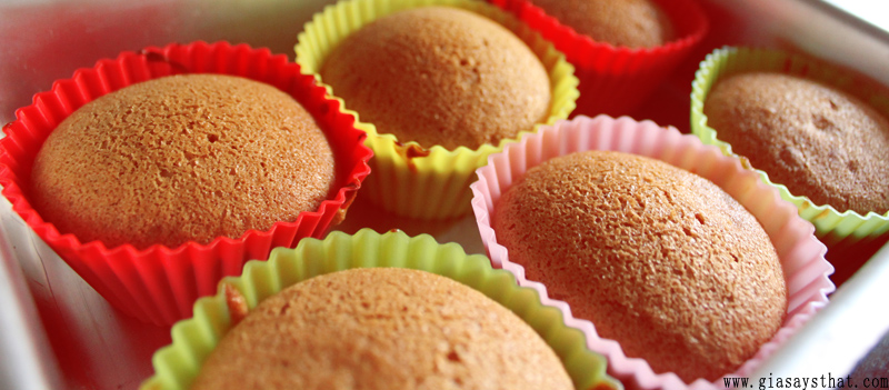 how to make eggless cupcakes