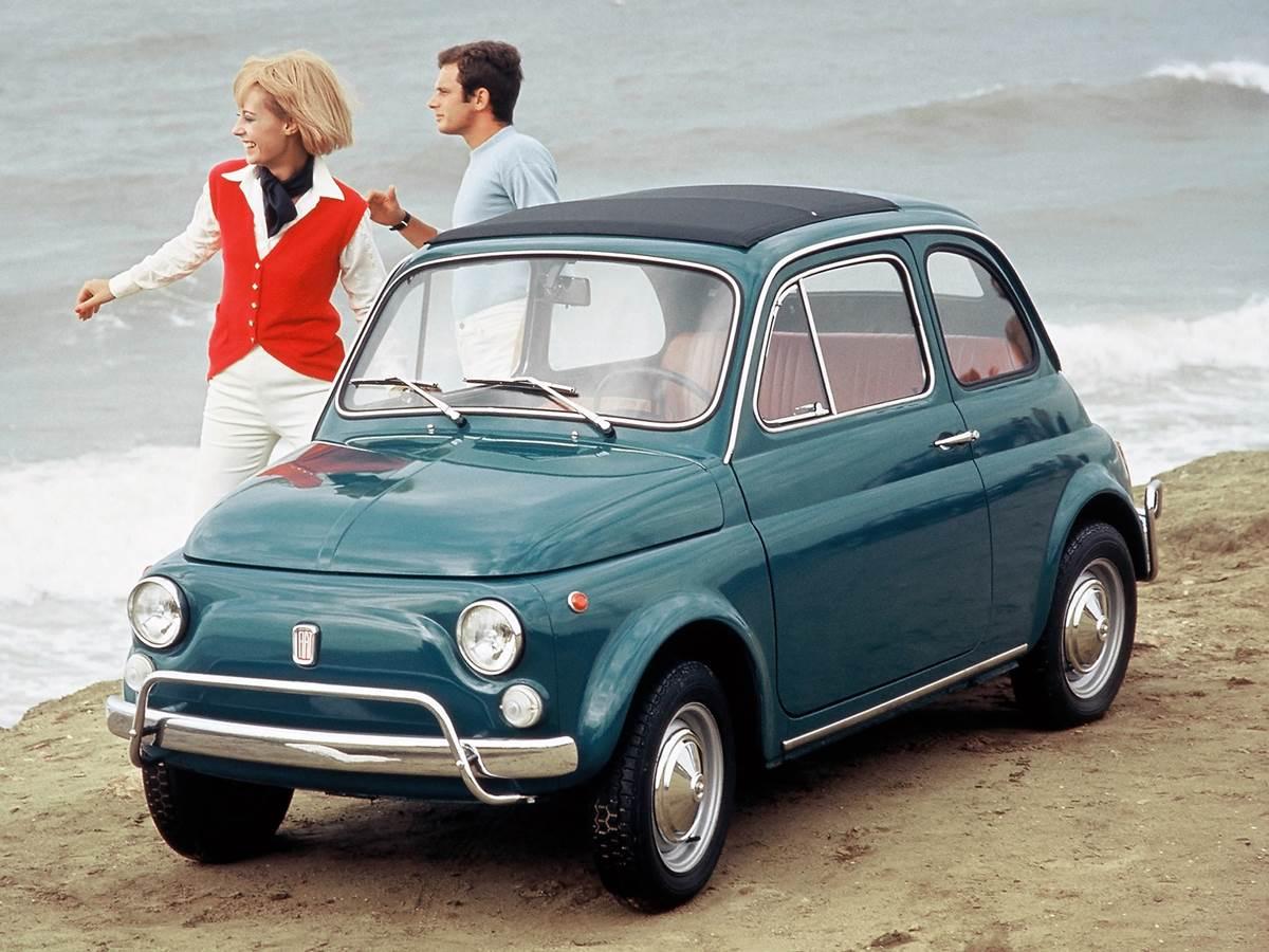 Fiat 500 1957 - original
