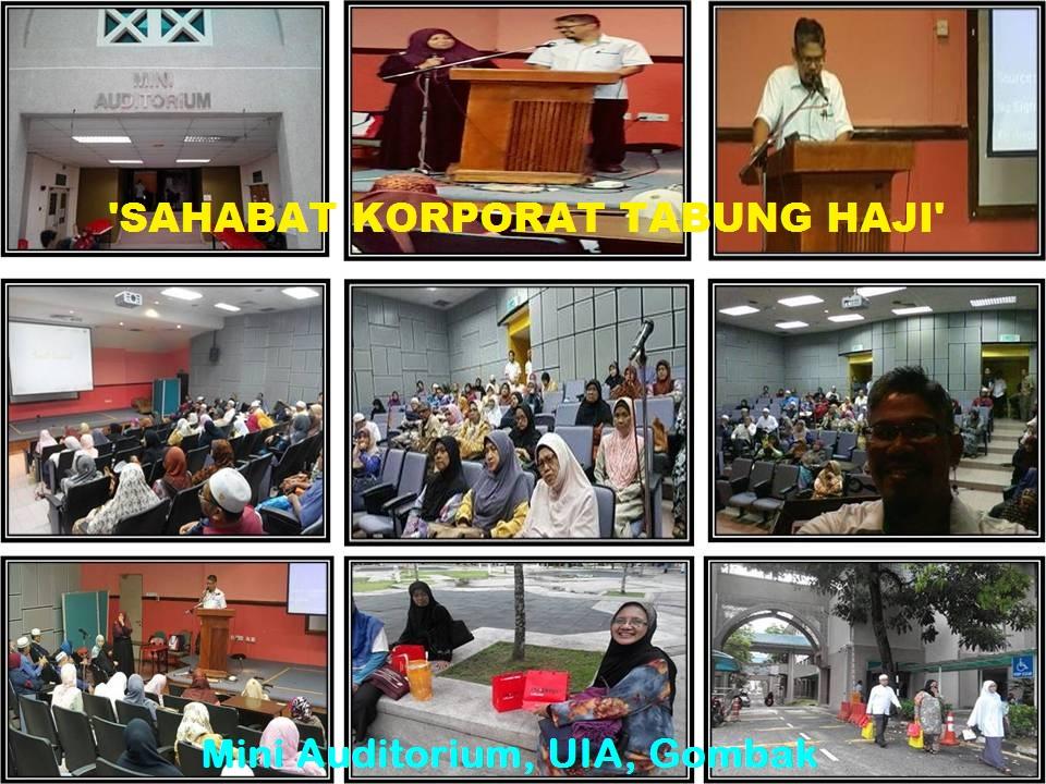Moga semua Jemaah Haji 1437 H, perolehi HAJI MABRUR, Aamin...