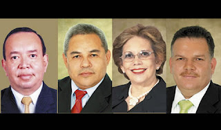 Four fired Honduran Supreme Court judges