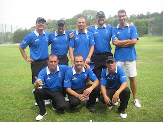 Tempo Team Soriano Pitch & Putt 2012