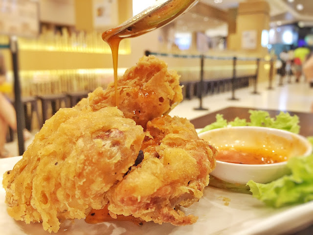 Pho Street - Crispy Fried Chicken Mid-wings served with Caramelised Sweet Dip