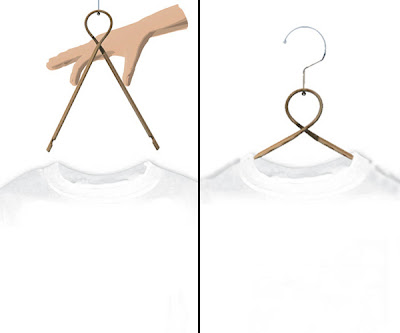 Cool Clothes Hangers and Modern Coat Hangers (25) 16
