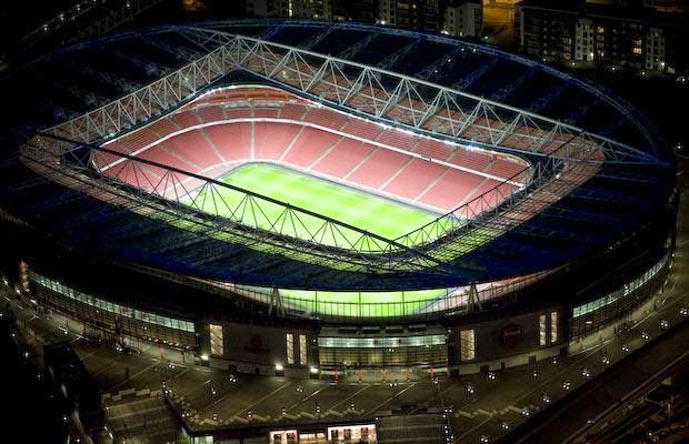 Emirates Stadium - Arsenal F.C. Stadium