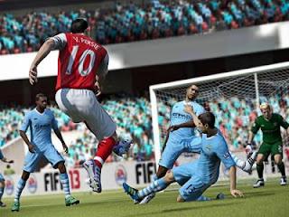 Fitur Keren Game FIFA 13