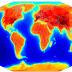 Primer mapa de la radiactividad en la Tierra