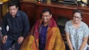 Bertugas di Medan Sebagai Pangkohanudnas III Kol.Esron Sahat B Sinaga,S.Sos, MA Diulosi PPTSB Pusat