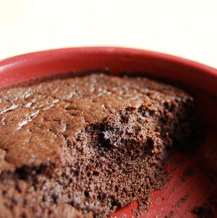 mousse au chocolat cuite (de james martin) - pralinette en vadrouille