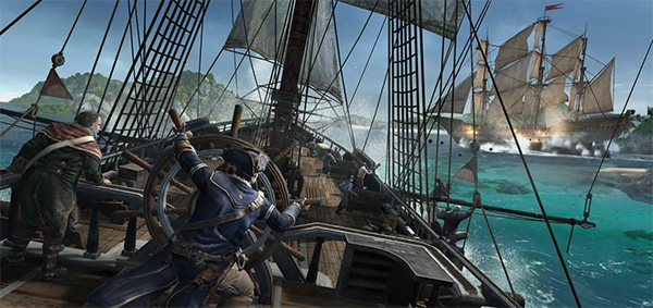 Screenshot Assassin's Creed 4