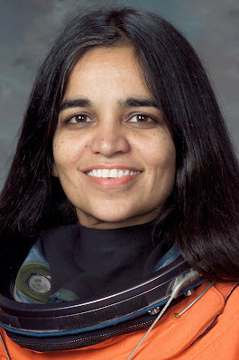 Space Researcher Kalpana chawla