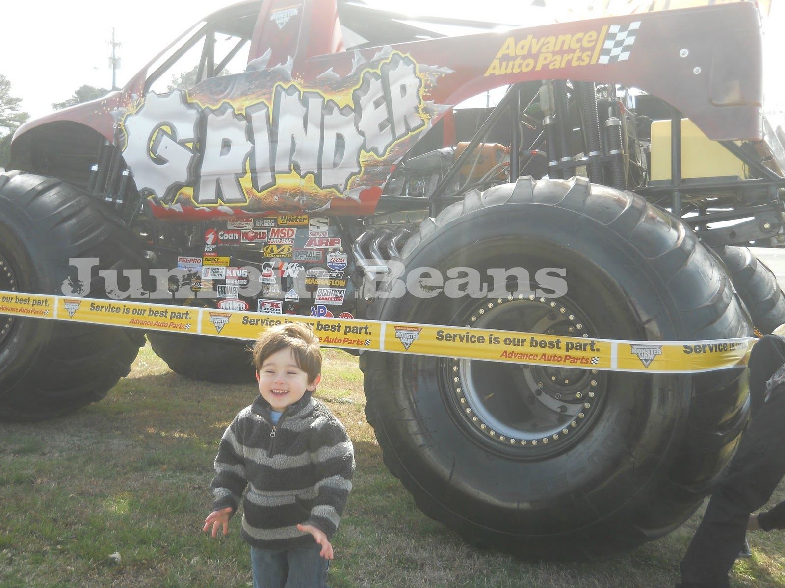 monster trucks in atlanta giveaway