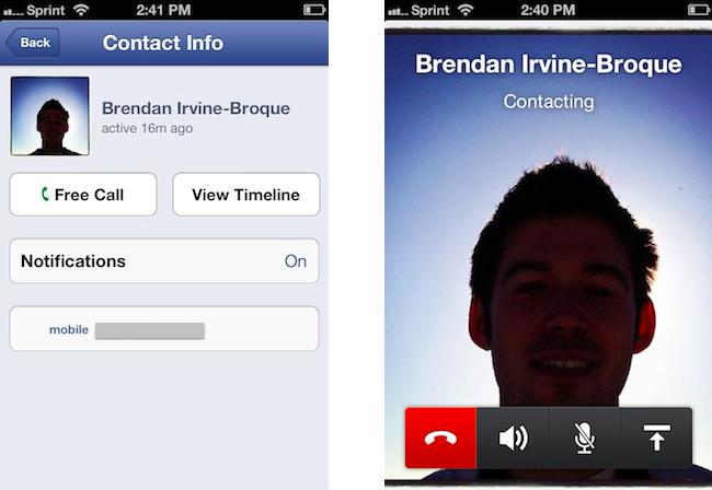 How to Call through Facebook Messenger