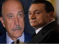 """مبارك يطلب حضور جنازة """"عمر سليمان"""