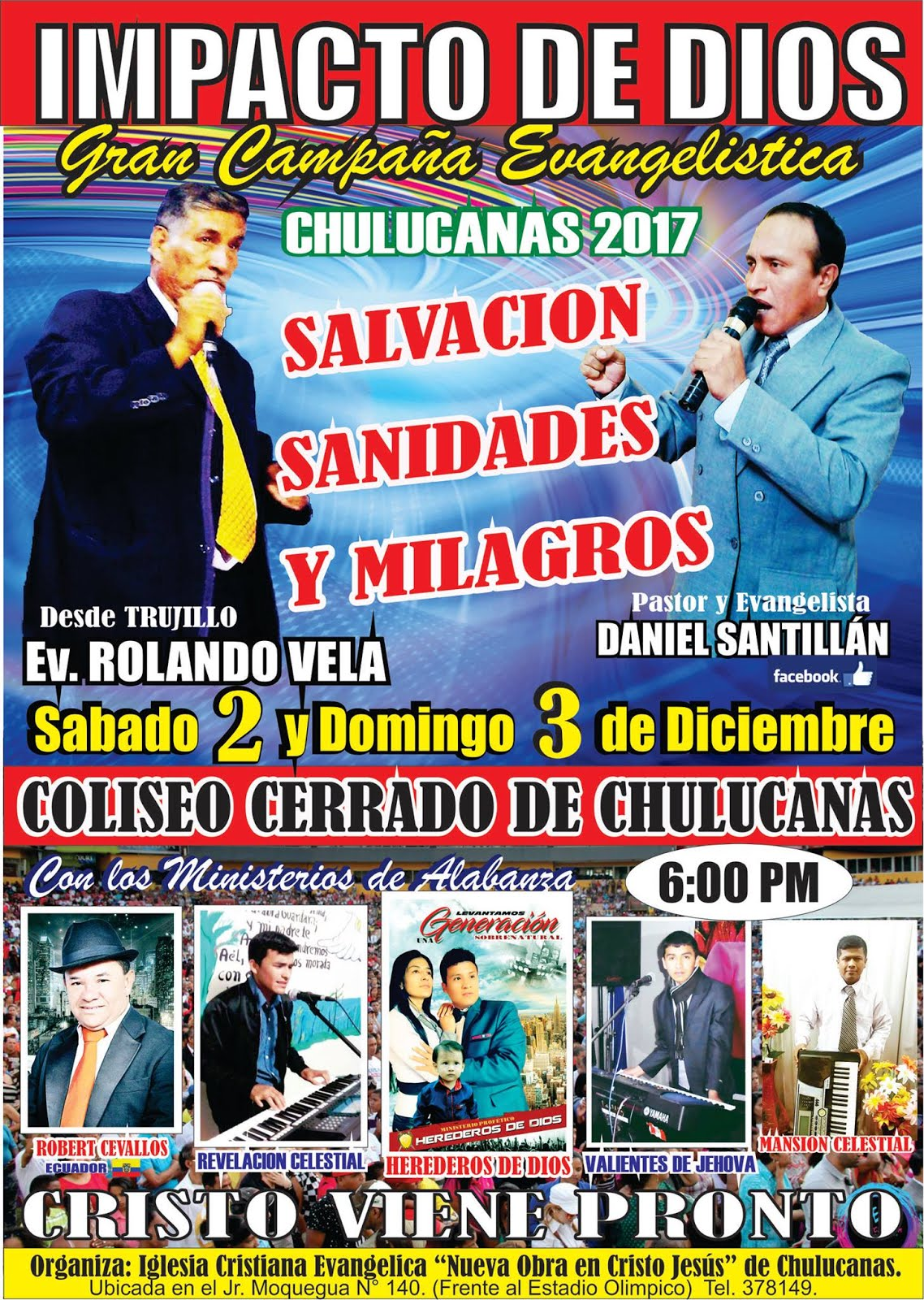 CAMPAÑA EN CHULUCANAS, PERU