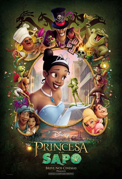 La Princesa y el Sapo DVDRip Latino