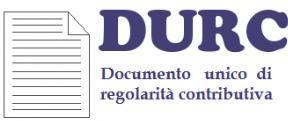 Rilascio on-line del Durc