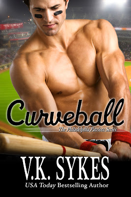 Book Blast: Promo/Excerpt + Giveaway – Curveball by V.K. Skyes
