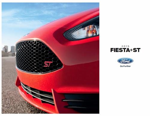 2015 Ford Fiesta Brochure
