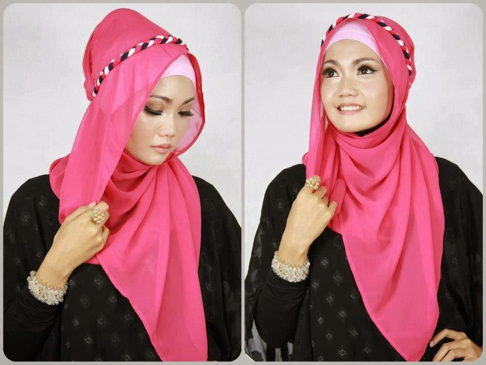 model jilbab syiria terbaru