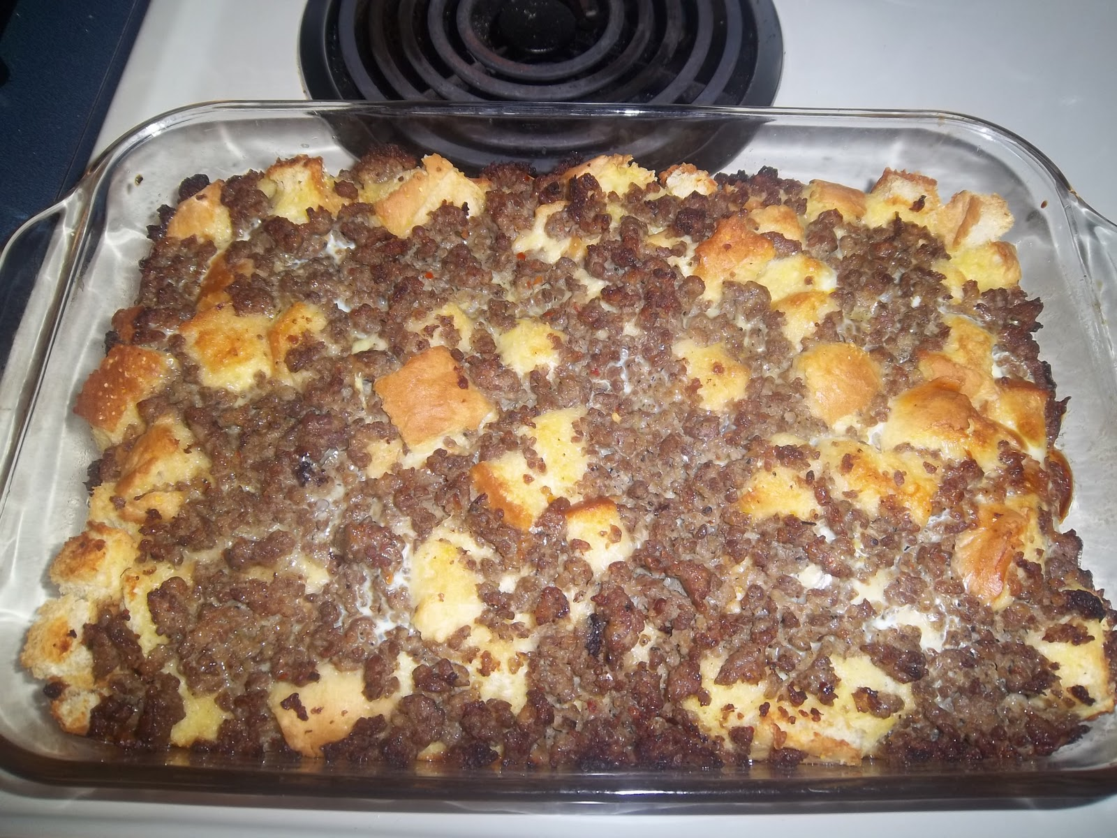 Christmas Brunch Casserole Recipe — Dishmaps
