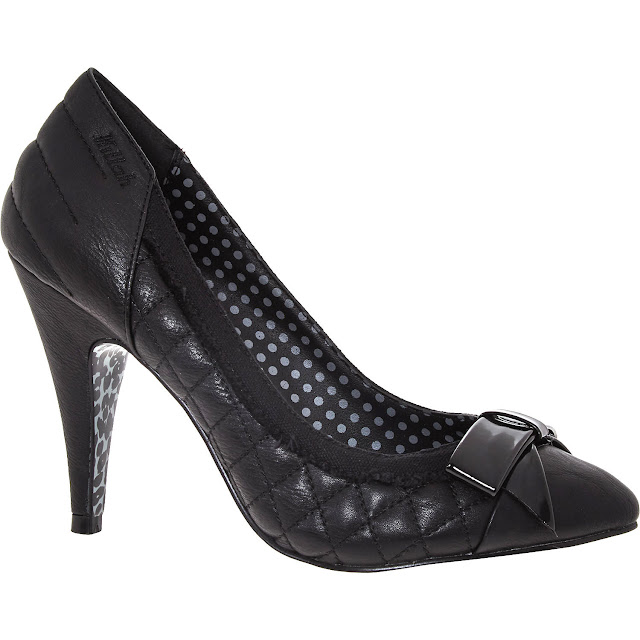 Killah shoes black high heels