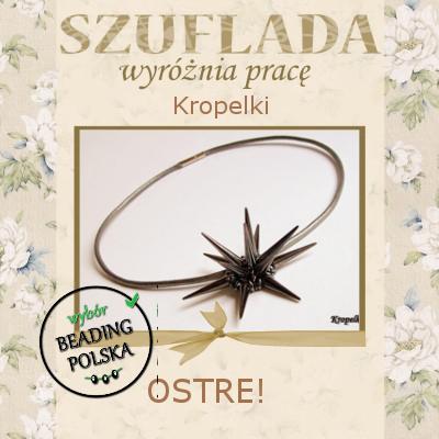 Publikacja w magazynie Beading Polska