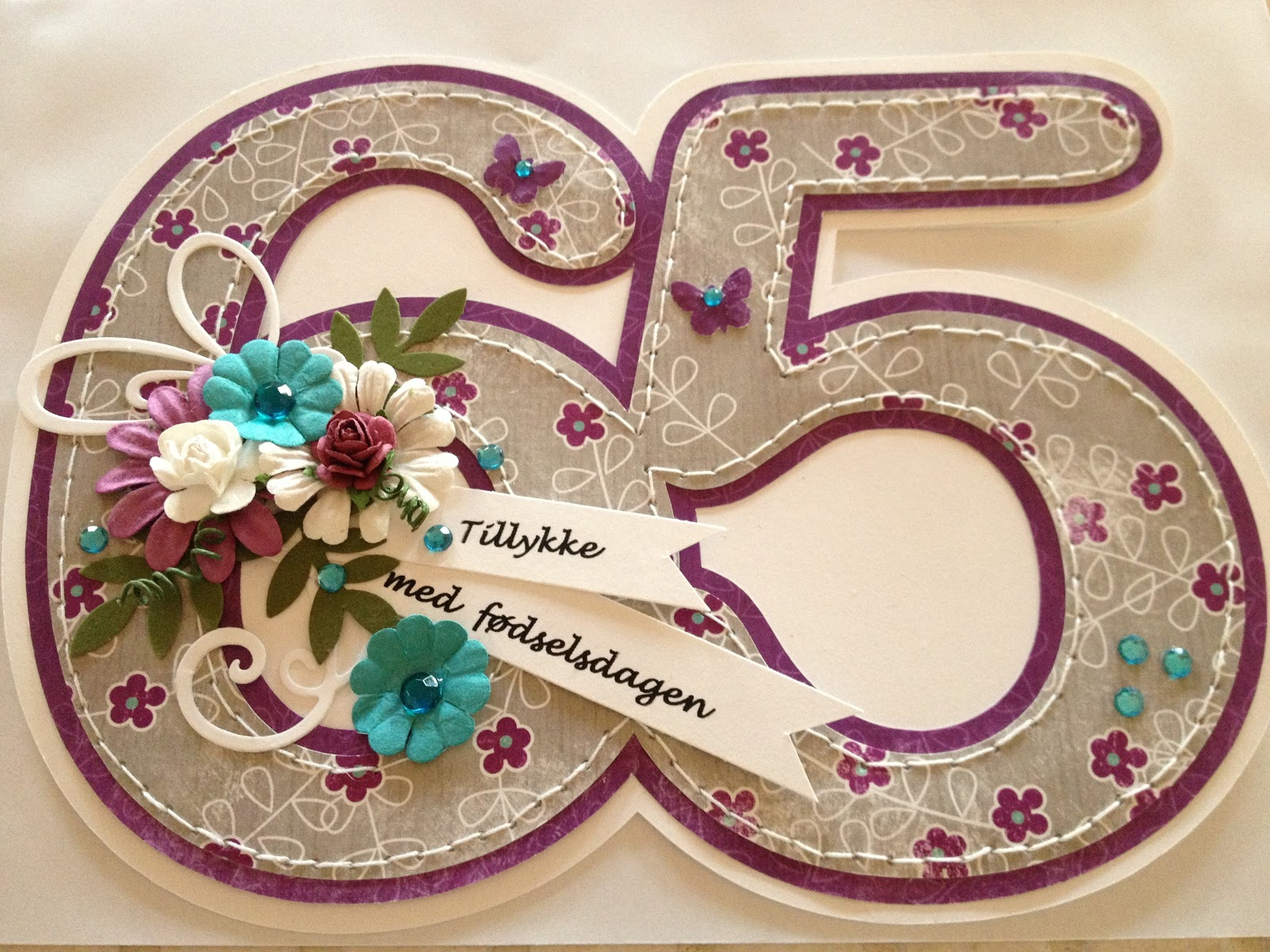 65 års fødselsdag