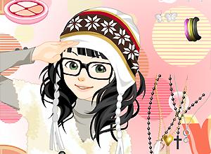 diy fashion sunglasses maquilla a la hipster