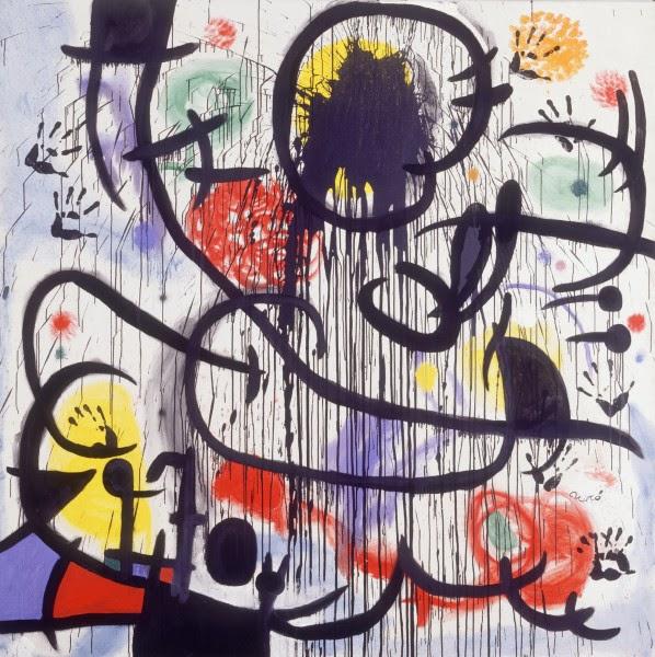 Maig 1968, exibido em Barcelona na Fundació Joan Miró