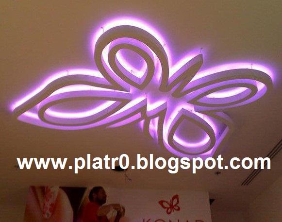 Plafond Platre Fleur ~ Idées de Design Maison et Idées de Meubles