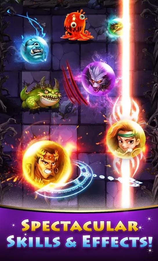 Marble Heroes apk mod