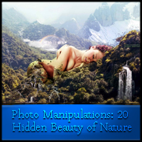 Photo Manipulations: 20 Hidden Beauty of Nature