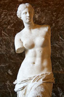 Venus of Milo, Louvre Museum, Paris
