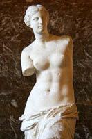 Venus of Milo, Louvre Museum, Paris