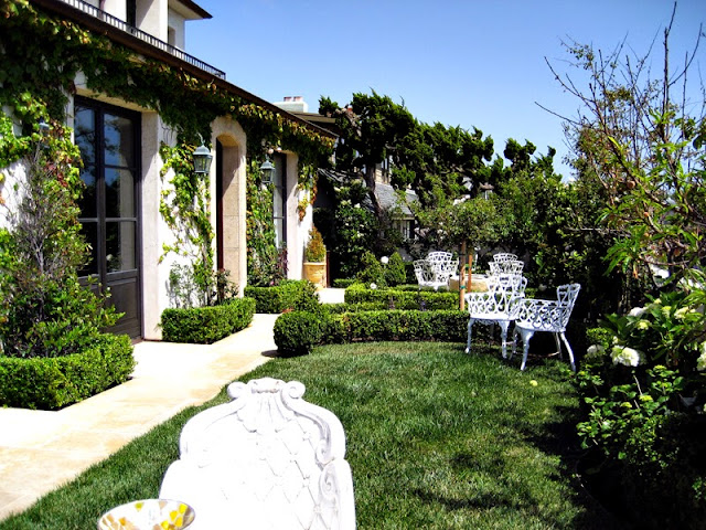 French Garden Style AyanaHouse