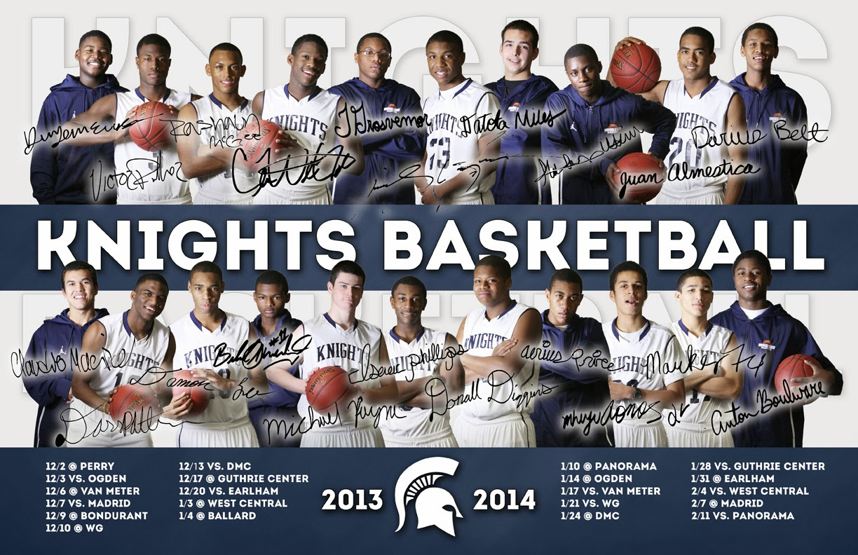 Basketball posters ideas
