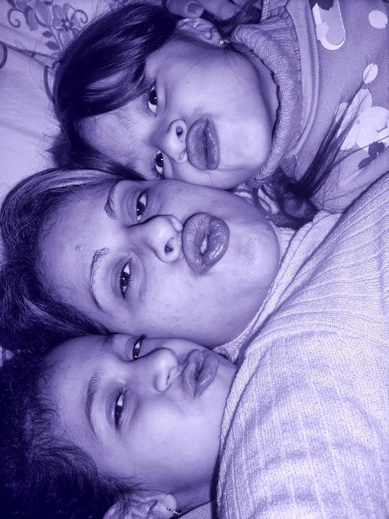 Ana Flávia,Ana Clara e Isabella !