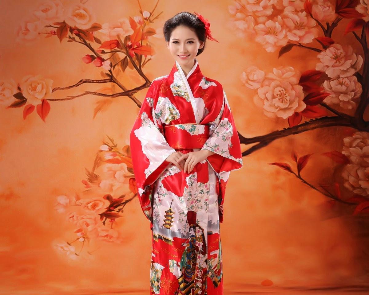 Cool Japanese KIMONO 1 By Nicojay On DeviantArt
