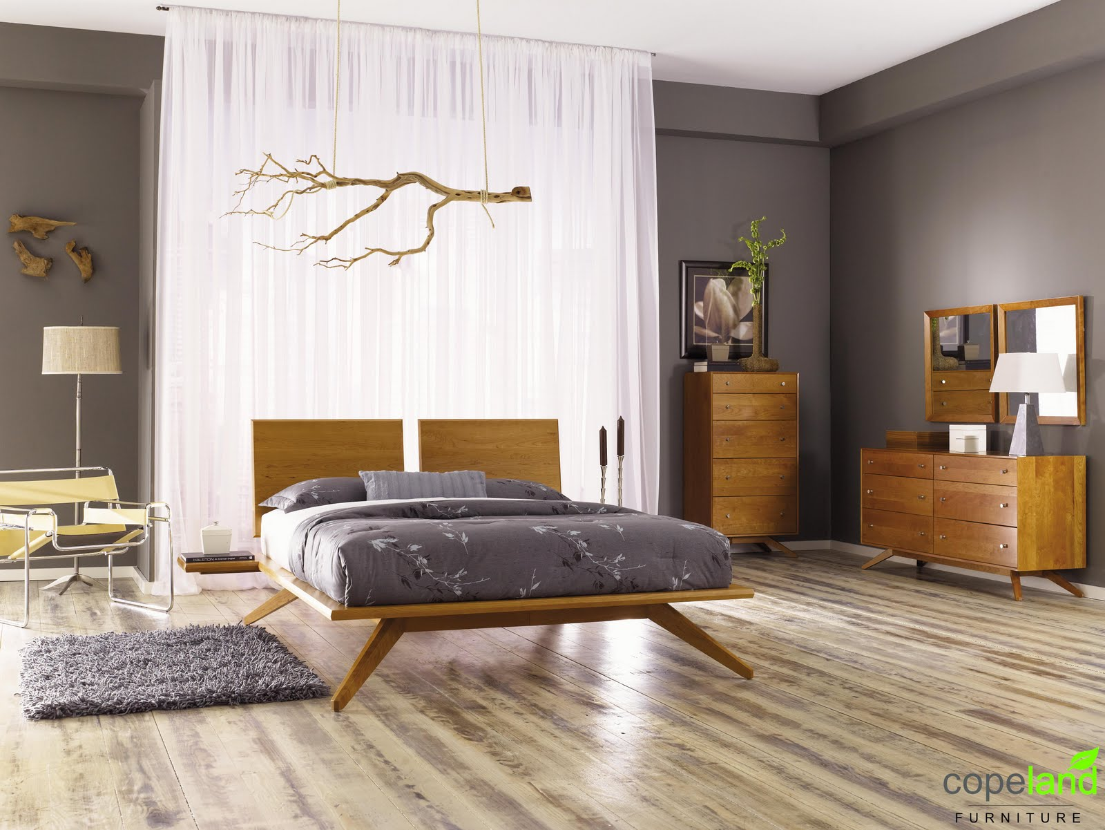 Scandinavian Bedroom Design On Small Scandinavian Bedroom Furniture