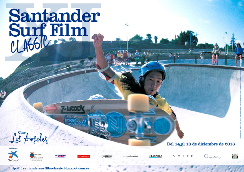 11 Santander Surf Film Classic