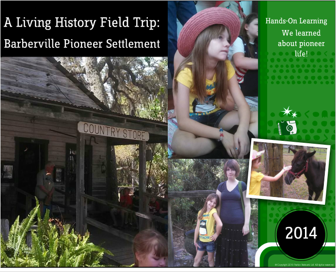 The Barberville Pioneer Settlement in Florida is a must-do homeschool field trip. Find out about this hands-on living history lesson.